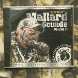 Strait Meat Mallard Sounds CD Duck Calling Lessons