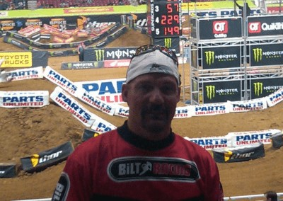 Jeff at Motocross 2010 - St. Louis