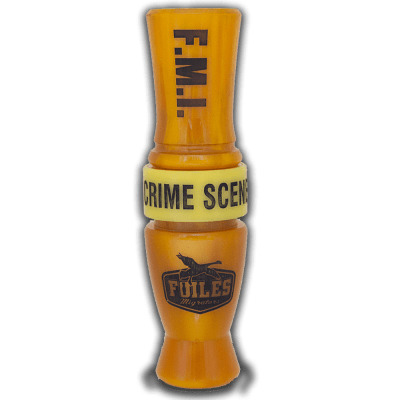 Crime Scene Goose Call