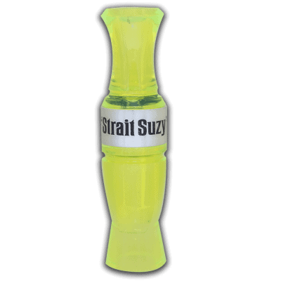 Strait Suzy Duck Call Chartreuse